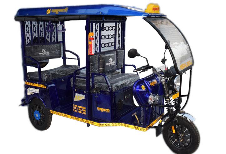 Bahubali is No  1 E rickshaw Manufacturer Company In India