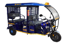 E Rickshaw Manufacturer Company in Kanpur